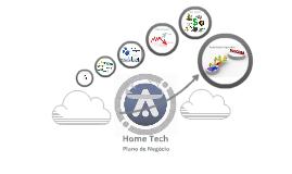 Plano de Negócio  - Home Tech