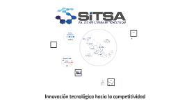 Copy of Innovación tecnológica hacia la competitividad