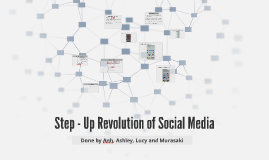 Step - Up Revolution of Social Media