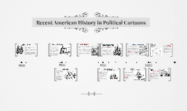 American History in Political Cartoons