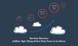 Services Recovery, JetBlue: High-Flying Airline Melts Down In Ice Storm