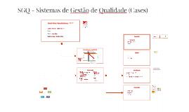 SGQ - Sistemas de Gestão de Qualidade