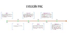 EVOLUCION iMac