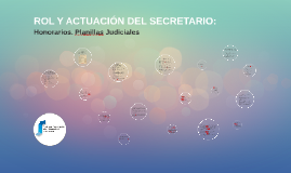 Copy of ROL Y ACTUACIÓN DEL SECRETARIO: