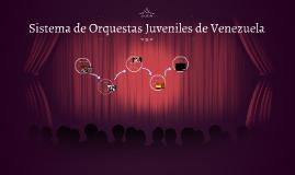 Sistema de Orquestas Juveniles de Venezuela