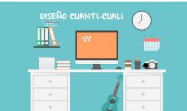DISEÑO CUANTI-CUALI