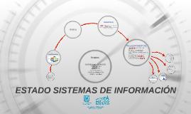 ESTADO SISTEMAS DE INFORMACIÓN