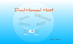 Dual-homed