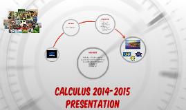 Calculus Presentation
