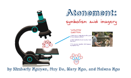 Copy of Atonement: Symbolism & Imagery