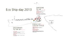 EcoShip day