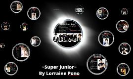 ~Super Junior~