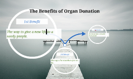 The Benefits of Organ Donation