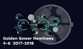 Golden Sower Nominees 4-6  2017-2018