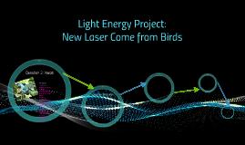 Light Energy Project: