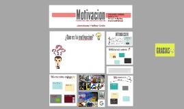 Copy of Copy of Teoria de la Motivacion