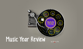 Music Year Review