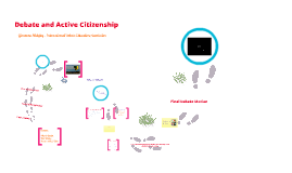 Copy of Debate and Active Citizenship