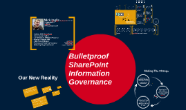 Bulletproof SharePoint Governance