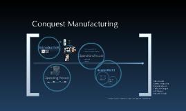 Conquest Manufacturing