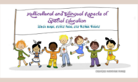 Copy of 2014 Multicultural and Bilingual Aspects of Special Education