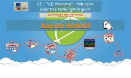 Scienza e tecnologia in gioco - App per Android