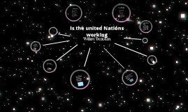 is the un working