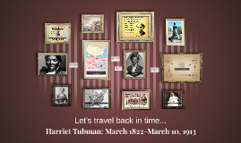 Harriet Tubman Biography