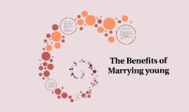 The Benefits of Marrying young