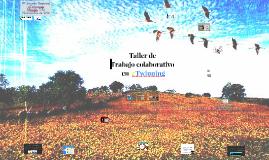 Taller de Trabajo colaborativo en eTwinning