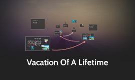 Vacation Of A Life Time