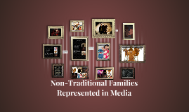 Non-Traditional Families Represented in Media