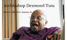 Who Is Desmond Tutu?