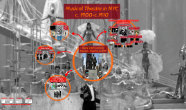 Musical Theatre in NYC: c.1900-c.1910
