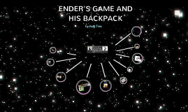 Ender's Game Backpack