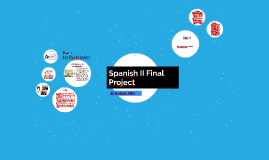 Spanish II Final Project