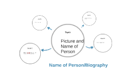 Name of Person/Biography