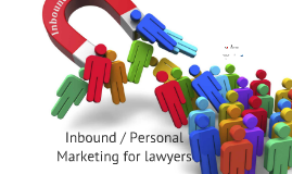 Inbound/Personal Marketing Legalink