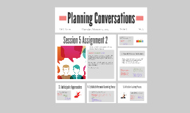 Planning Conversations