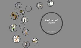 Fashion of Canada