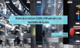 Diseño de un sistema scada y hmi aplicado a una mezcladora d