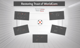 Copy of Copy of Restoring Trust of WorldCom
