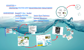 Copy of Compare and contrast the Drinking Water Treatment with Waste