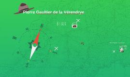 Pierre Gaultier de Varennes et de La Vérendrye by Jack