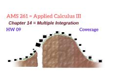 AMS 261 (HW 09 Coverage) S19