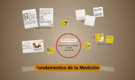 Fundamentos de la Medición