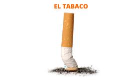 el tabaco-proyecto