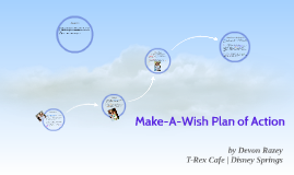 Make-A-Wish Plan of Action