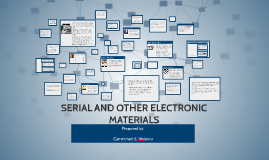 SERIAL AND