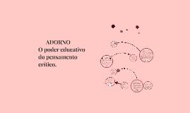 Copy of       ADORNO